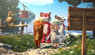 Cartoni animati per bambini ubs topsy